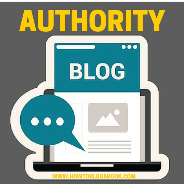 blog your way to a book and authority