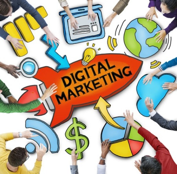 digital marketing for bloggers and book bloggers