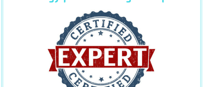 Blog Your Way to Expert Status in 30 Days