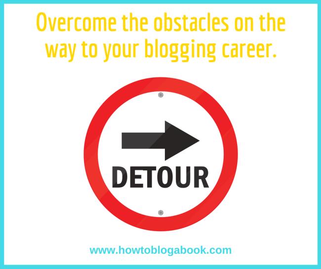 blogging career