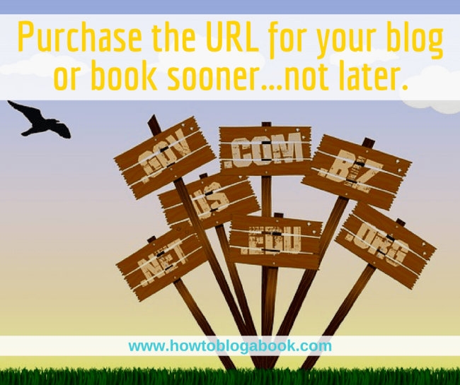 buy domain name for blog