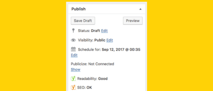 Why (and How) You Should Schedule Blog Posts a Month in Advance