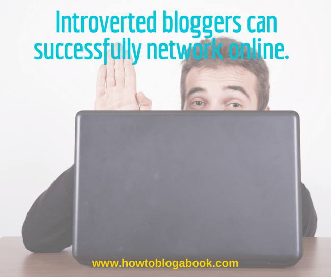 introverts can network online