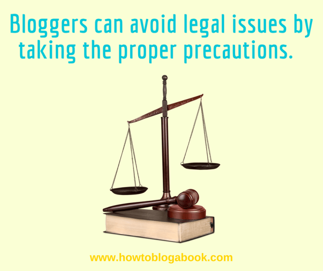 avoid legal issues