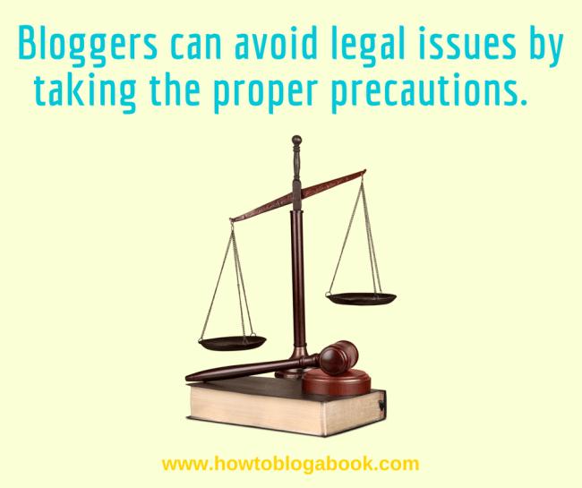 avoid legal issues