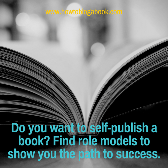 how to self-publish a blogged book