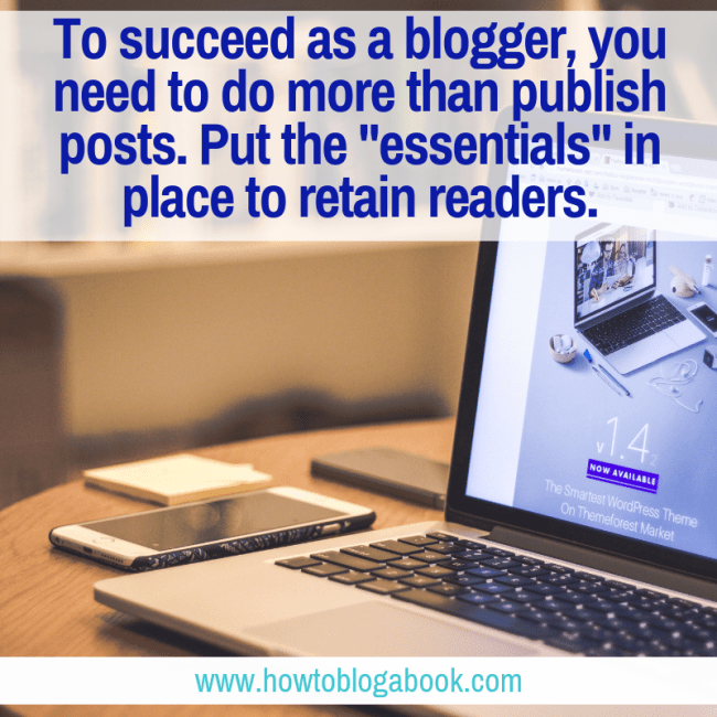 essentials for effective blog