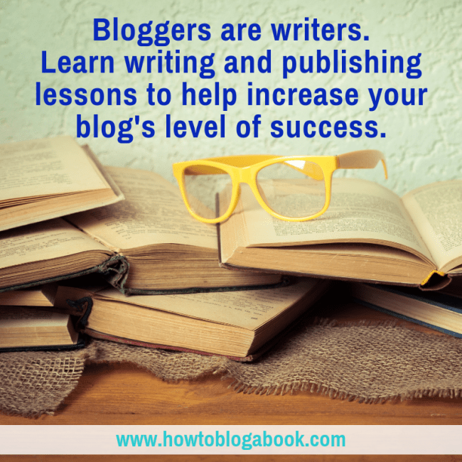 blogging success lessons learned from writeres and authors