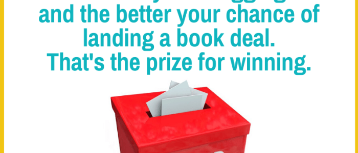 Writing contests improve your writing and blogging skill