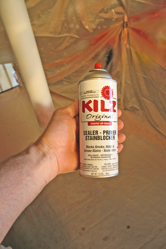 How To Remove Water Stains From Ceilings How To Build A House