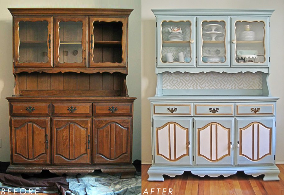 Old Furniture Painting | How To Build A House