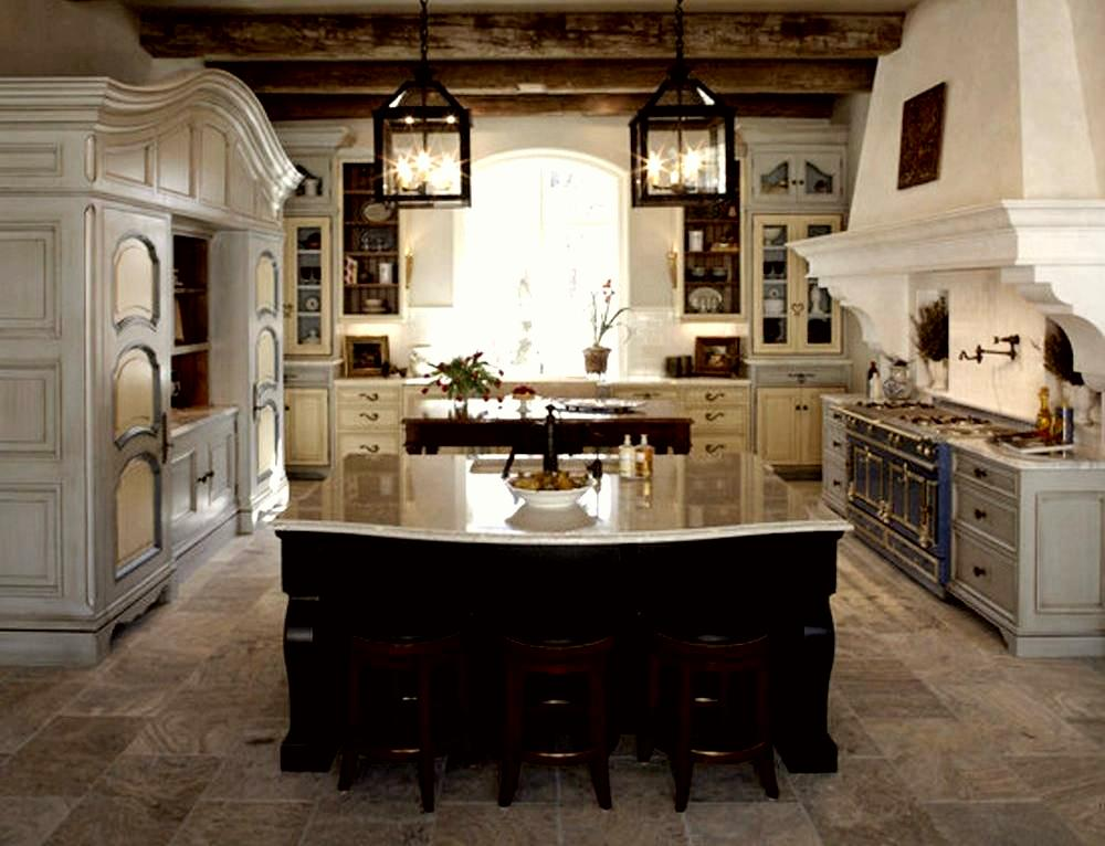 kitchen in a french rustic style how to build a house on kitchen design ideas photos and videos hgtv id=18057