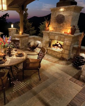 Fabulous Outdoor DIY Fireplace Ideas - How To Build It on Diy Outside Fireplace id=58720