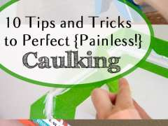10 Tips And Tricks To Perfect Painless Caulking How To Build I