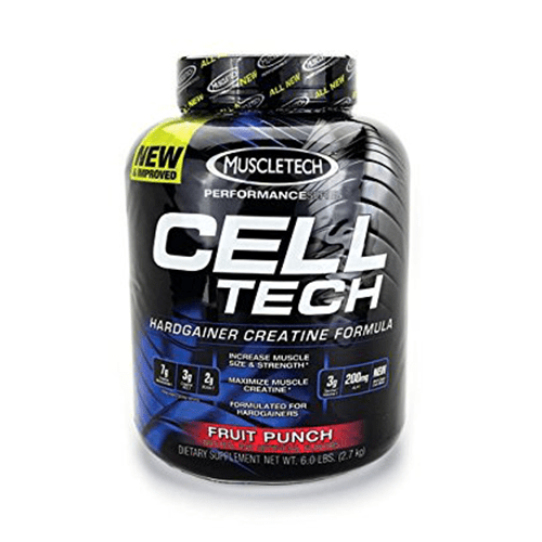 Muscletech Cell-Tech Hard-Gainer Creatine