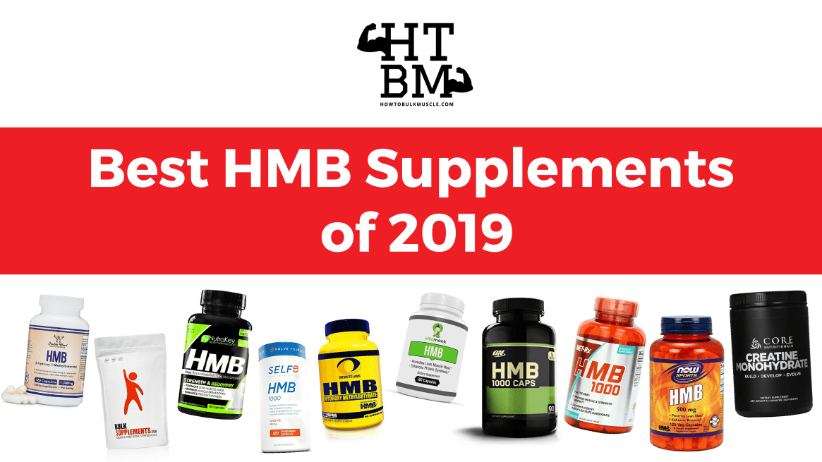 Best HMB Supplements of 2019