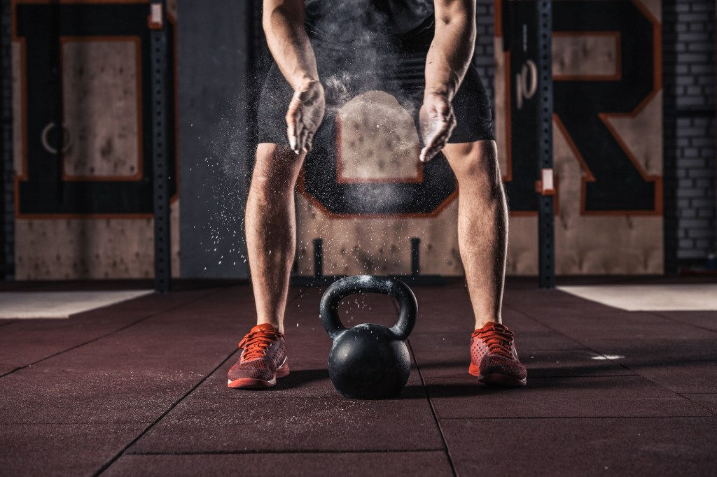 The 15-Minute Kettlebell Routine