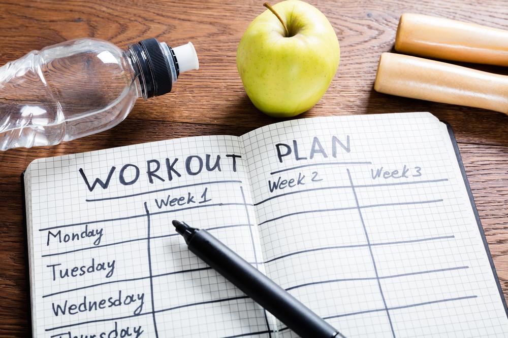 Workout Weight Goals