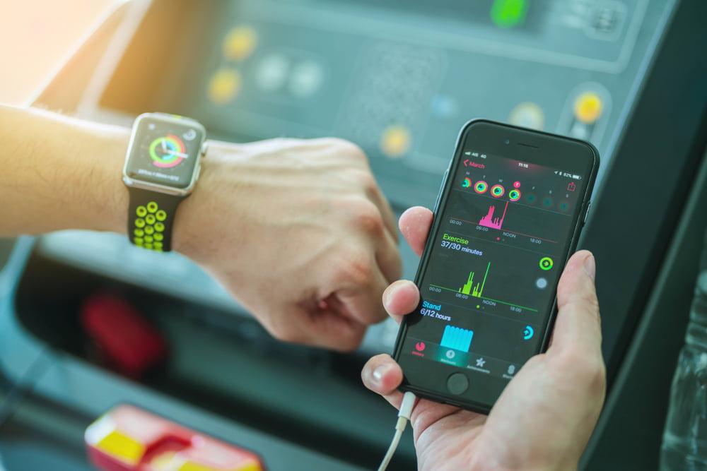 Tech Trackers Health Biometrics