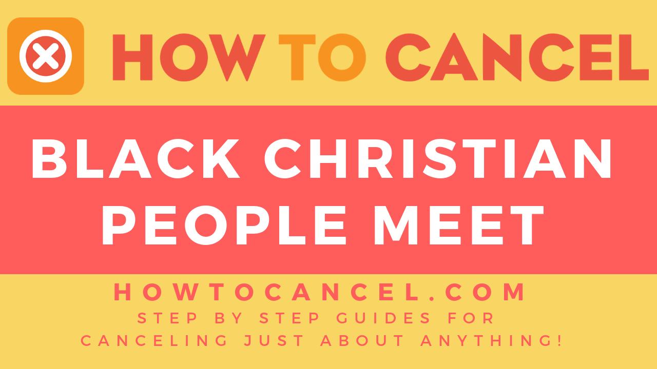 Blackchristianpeoplemeet profile