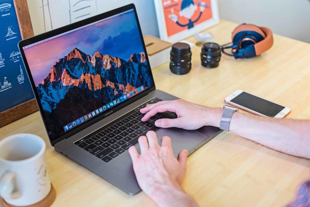 how to change folder icon on mac