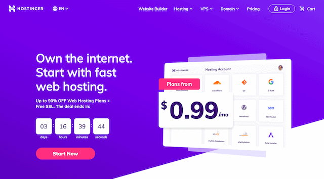Best Hosting Providers