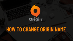 How to Change Origin Name