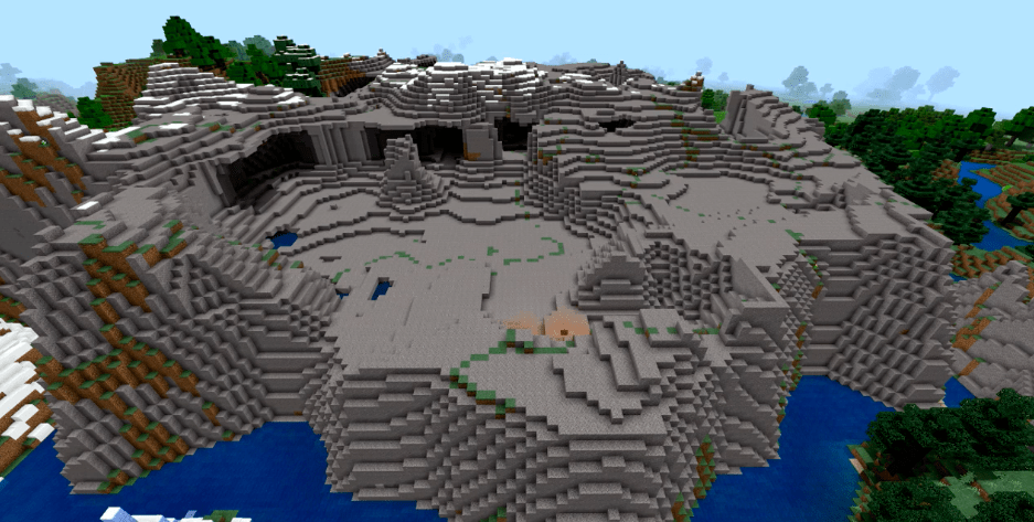 How To Change The Biome In Minecraft