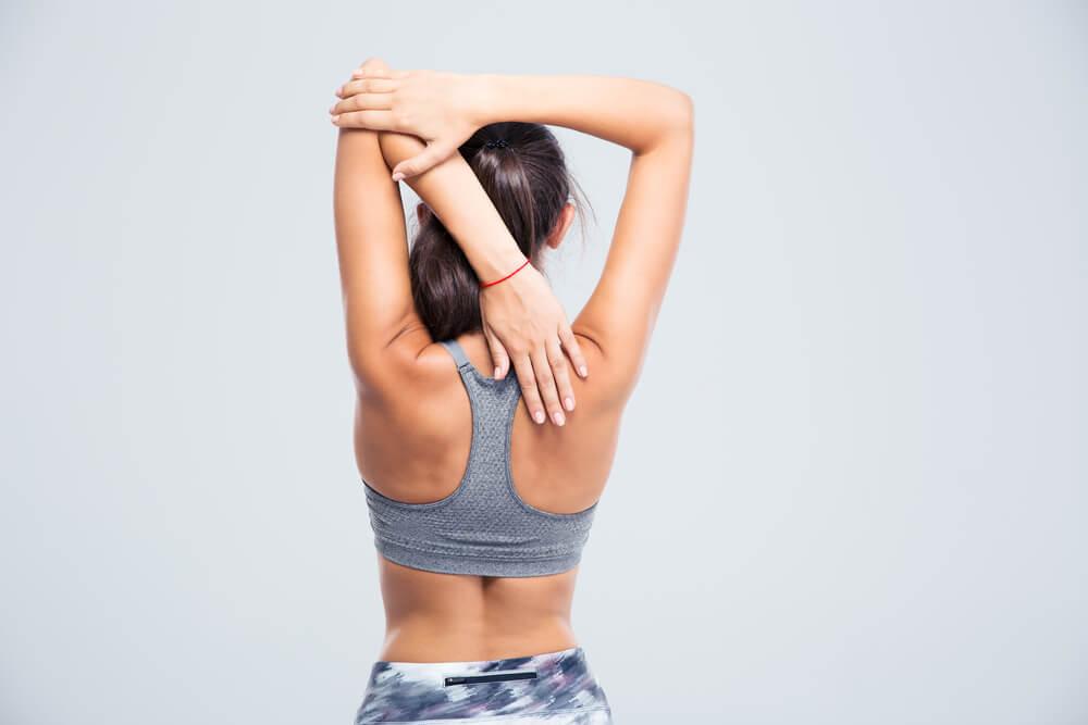 Rhomboid Stretches