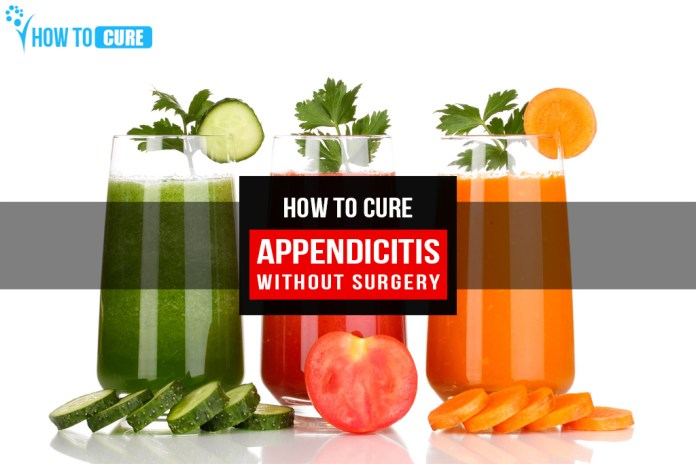 How To Naturally Cure Appendicitis