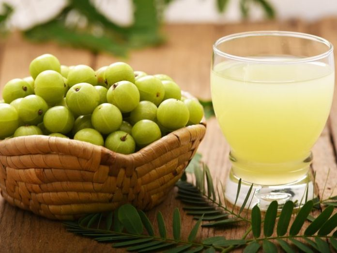 Amla Juice for PCOS