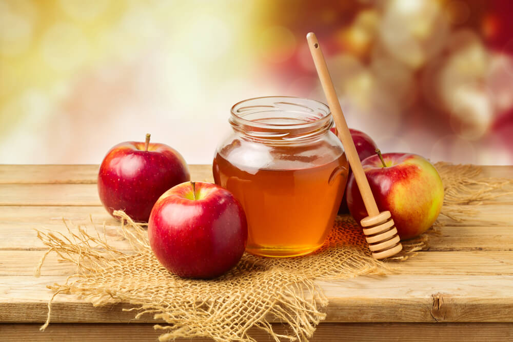 Apple and Honey
