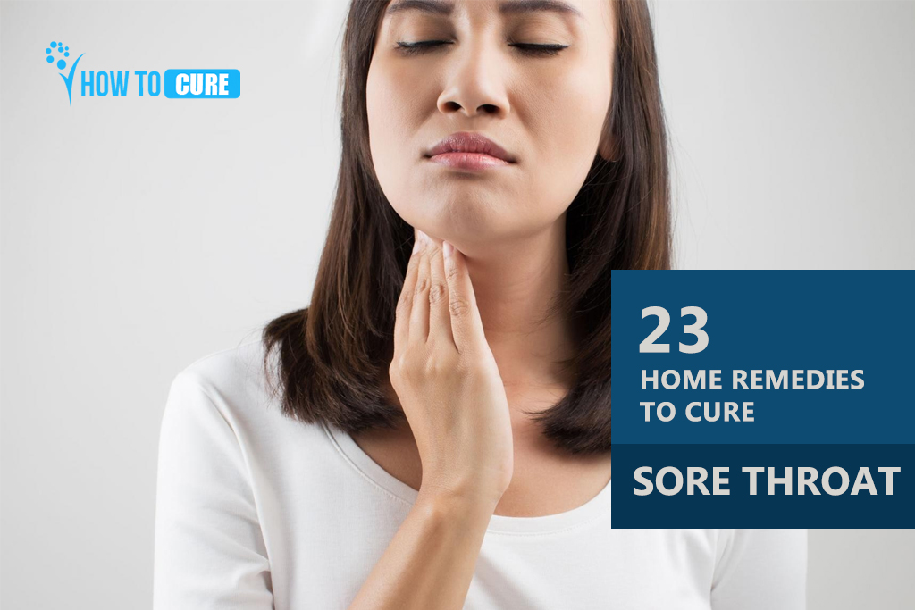 How to Cure a Sore Throat
