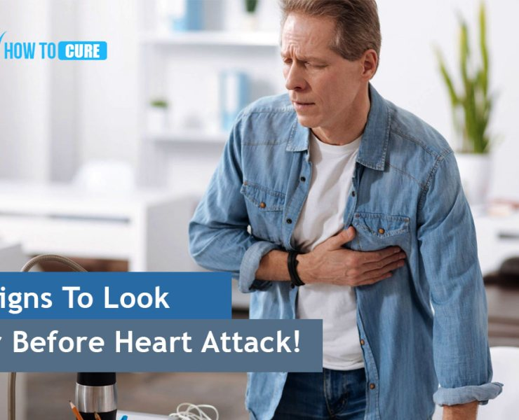 Person experiencing Heart Pain