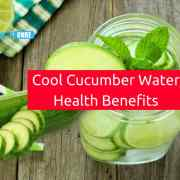 Benefits of Cool Cucumber Water for Skin, Hair, and Health