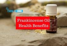 Frankincense oil Health Benefits