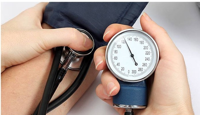 Regulation of High Blood Pressure