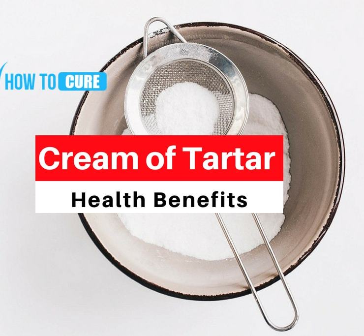 cream of tartar health benefits