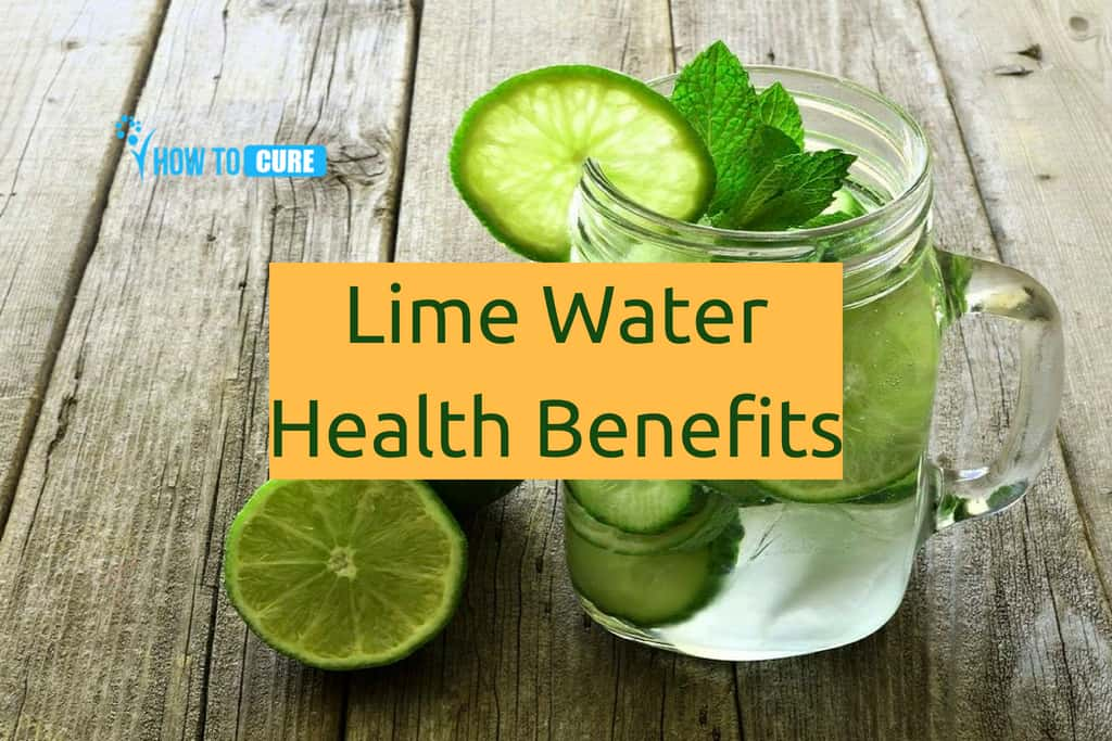 health benefits of lime water
