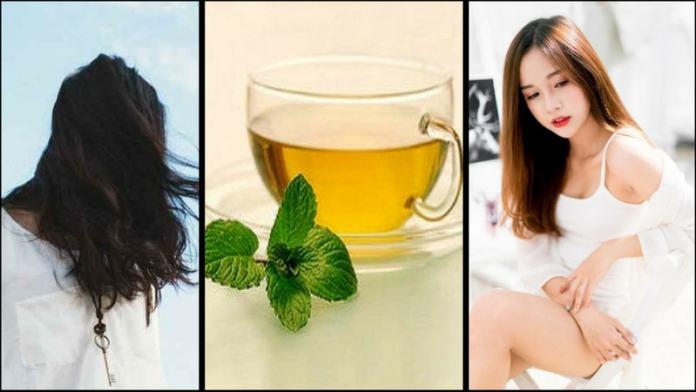 tulsi tea for hair And skin