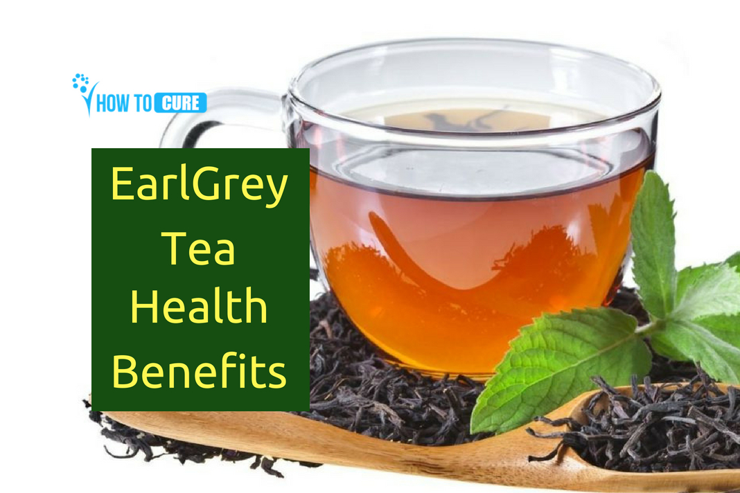 EarlGrey Tea Health Benefit