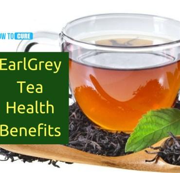 EarlGrey Tea Health Benefit