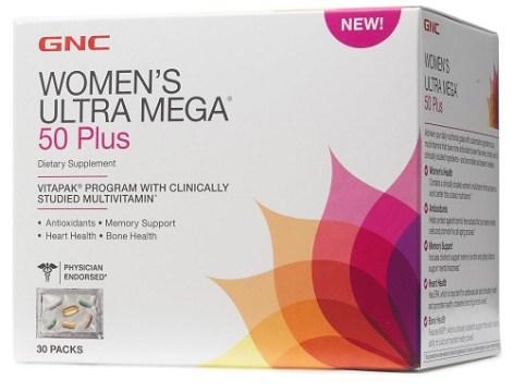 GNC Womens Ultra Mega