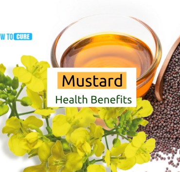 Mustard oil health benefit