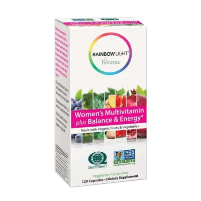Rainbow Light Vibrance Womens Multivitamin