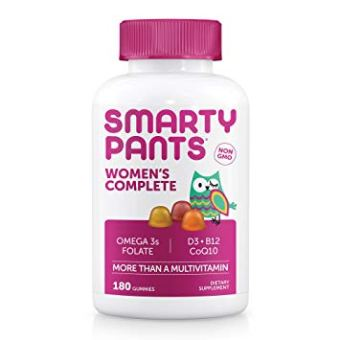 Smarty Pants multivitamin for women