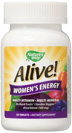 alive multivitamin multi mineral