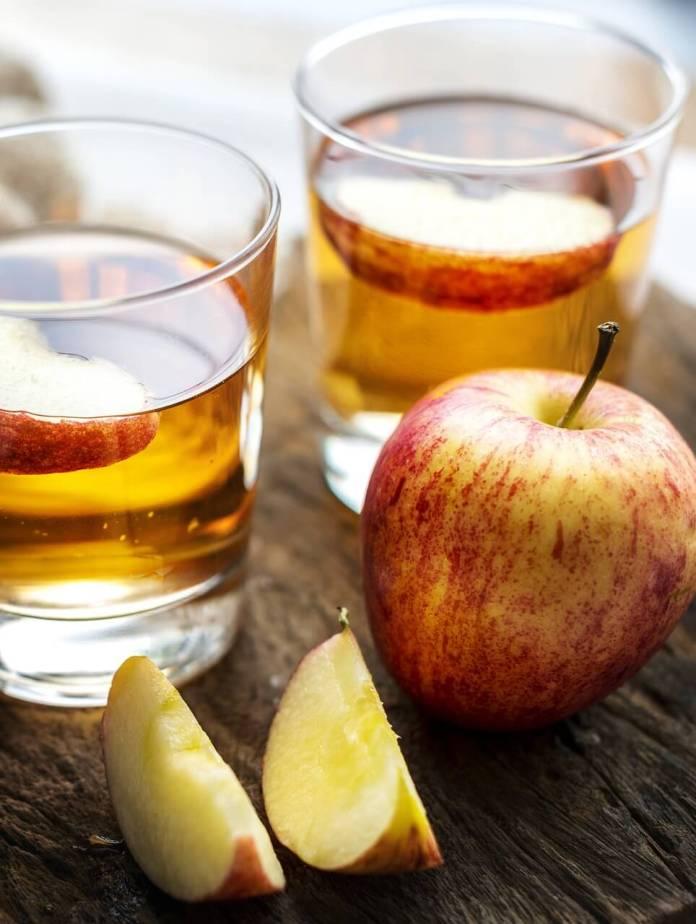 apple cider venigar for hair growth