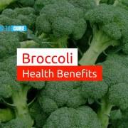 fabulous health benefits of broccoli