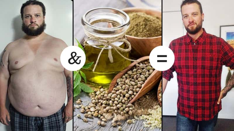 hemp seed oil for weight loss